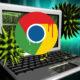 вирус мешает гугл хром