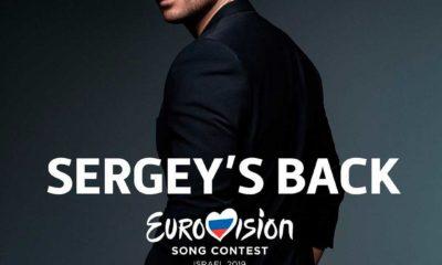 Сергей Лазарев едет на Евровидение-2019
